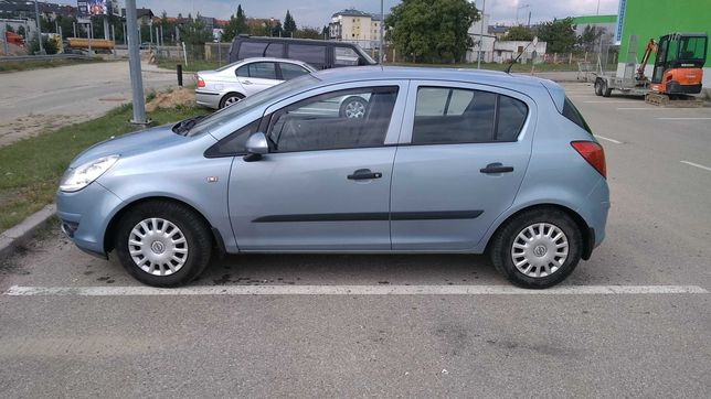 Opel Corsa D salon pl 125 tys. km