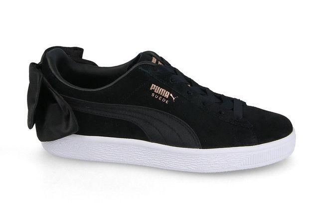 Nowe !!! Puma Sneacersy 39 Czarne