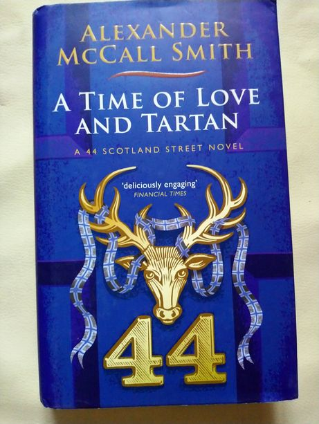 Книга A Time of Love and Tartan
