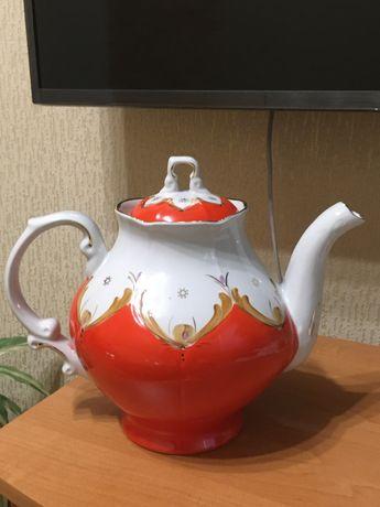 Чайник заварной Барановка.