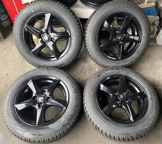 "Felgi aluminiowe 15"" Nissan Note Hyundai I20 Kia Rio Stonic 4x100"