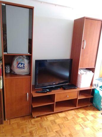 Móvel sala tv arrumação