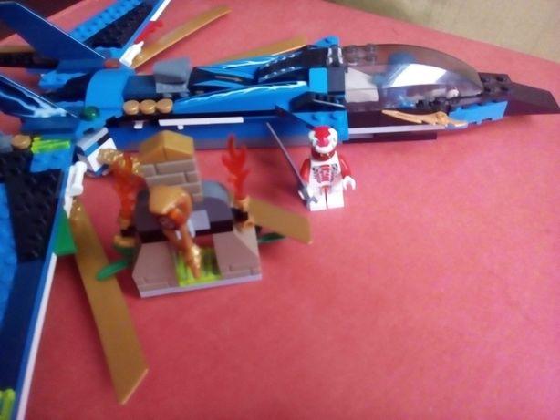 Лего Lego NINJAGO 9442 оригинал Штурмовик Джея