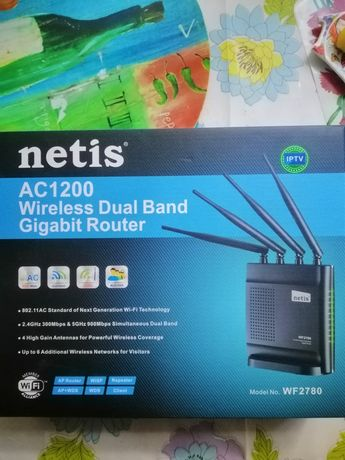 Роутер Netis AC1200