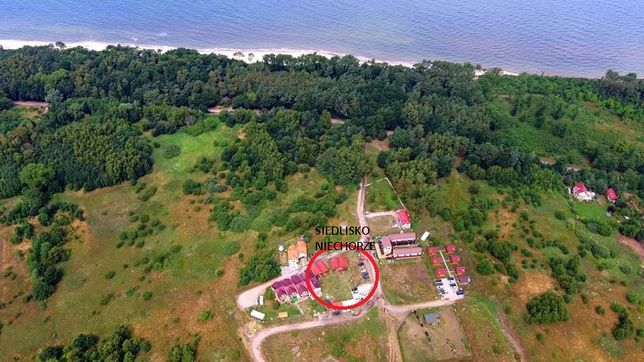 Domki letniskowe kominek morze Niechorze noclegi Bony