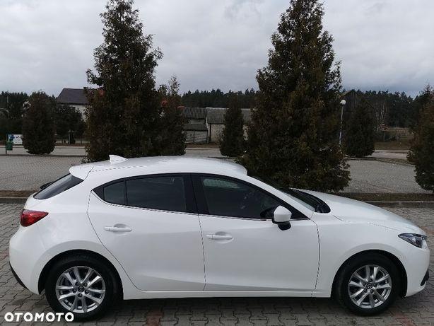 Mazda 3 MAZDA 3 z 2016, salon PL, PIERWSZY WŁAŚCICIEL, garażowana,bezwypadkowa