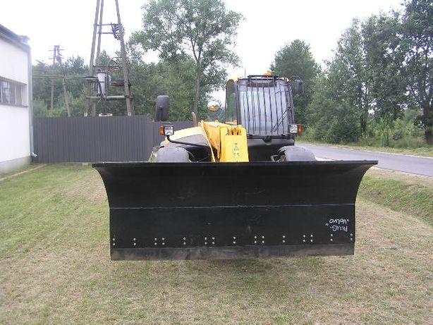 Pług odśnieżny 2600mm hydrauliczny Heavy Duty