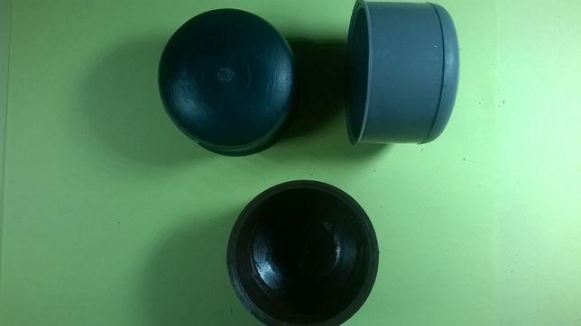 Kapsel nasadka Zaślepka zatyczka nakładka na rurę 48 mm