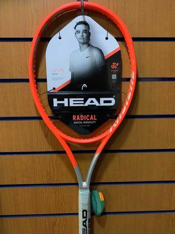 Теннисная ракетка Head Radical MP 2021