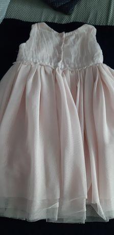 Sukienka dla małej księżniczki.
