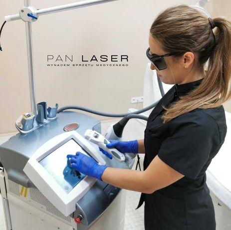 Laser Vectus - Wynajem - profesjonalny laser do epilacji/depilacji