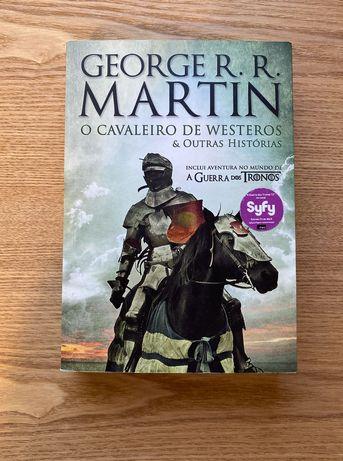 Livro - O Cavaleiro de Westeros e outras histórias - George RR Martin