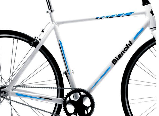 BIANCHI naklejki na cały rower 770 RÓŻNE KOLORY