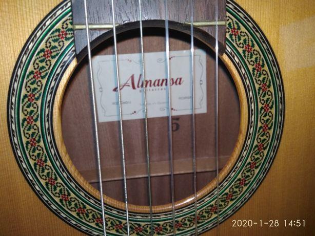 Гитара Almansa 402 cedar