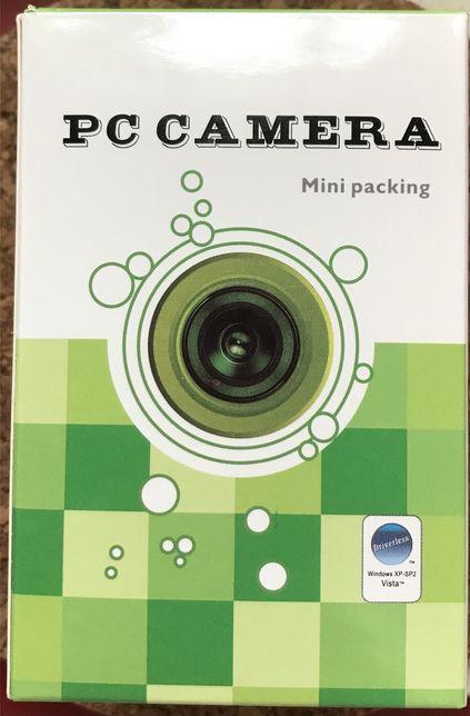Kamera Pc camera nowa idealne pudełko, usb, do pracy i nauki zdalnej