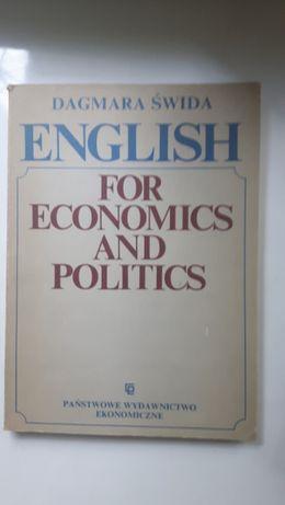 English for economics and politics