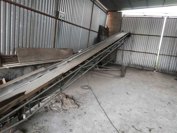Taśmociąg 11 metrowy
