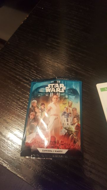 Star Wars Kaufland karty do albumu