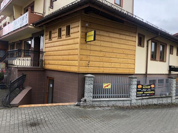Lokal centrum Rynek pod działalność Milówka 80 m2 okazja
