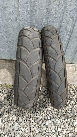 Opony motocyklowe Michelin Anakee 2 komplet przód i tył