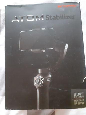 Snoppa Atom 3-osiowy Składany Handheld przegubowego stabilizator