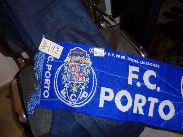 Cachecol Futebol Clube do Porto para oferecer no Natal Oferta Portes
