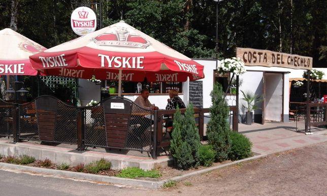 Lokal gastronomiczny na koronie Chechla