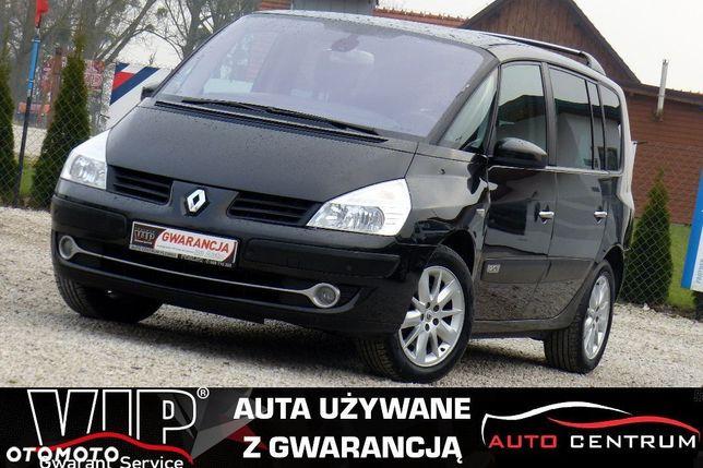 Renault Grand Espace LIFT 2.0Turbo 170km Automat Navi Skóry Climatronic SerwisASO GWARANCJA