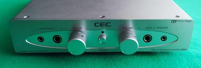 C.E.C. HD53. Усилитель для наушников.
