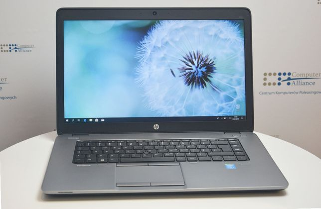 Ultrabook HP 850 G3 i5-6300u 8 GB 256 SSD Full HD 15 cali