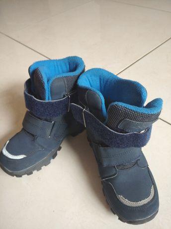 Buty na zimę dla chłopca