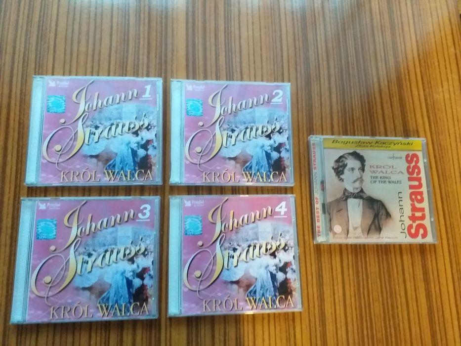 Johann Strauss zestaw 5 płyt Radom - image 1