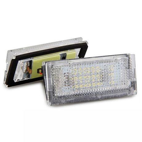 LED de matricula para BMW branco alto brilho