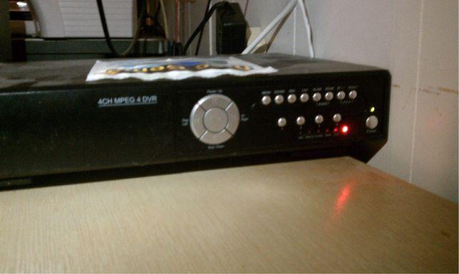 sistema de videovigilancia AvTech 4CH mpeg4 dvr