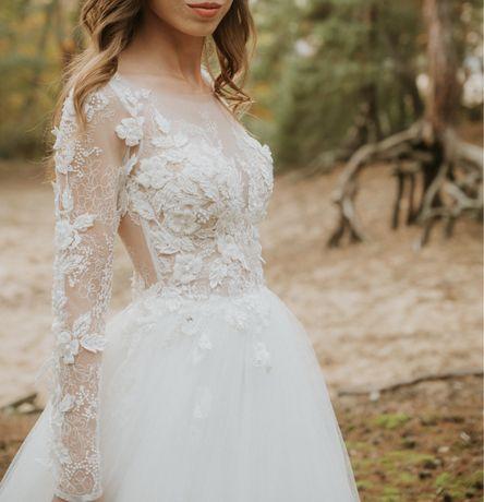 Suknia Ślubna Milla Nova Valentina Xs S