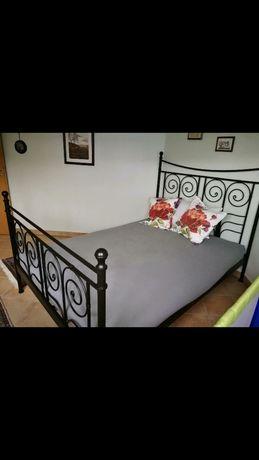 Łóżko metalowe 140x200