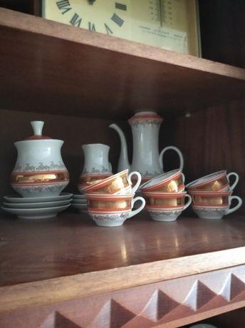 Кофейный сервиз,советский