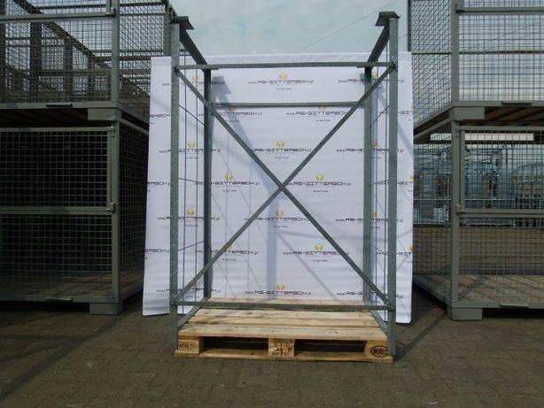 Nadstawka chłodnicza kontener chłodniczy gitterbox