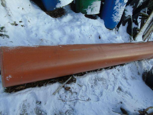 Rura kanalizacyjna fi 400 mm.
