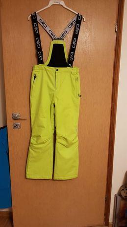 Spodnie narciarskie  zimowe 152