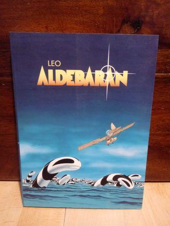 Aldebaran Leo komiks