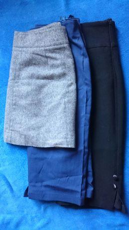 Spódnice eleganckie garniturowe