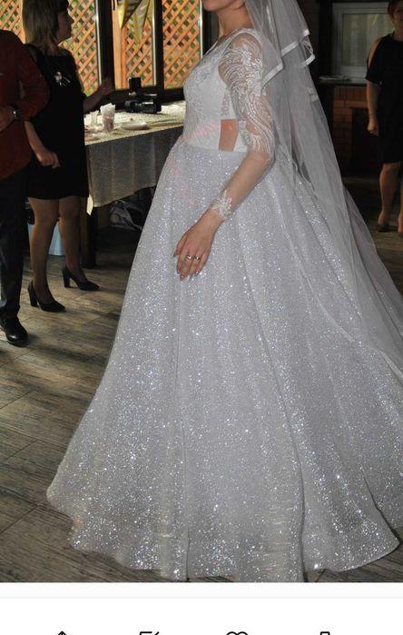 Весільна сукня нова колекція Ковель - изображение 1