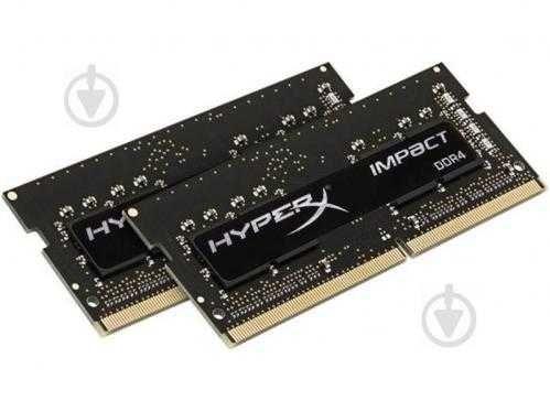 Kinston HyperX 16 GB (2x8GB) SO-DIMM DDR4 3200 MHz (HX432S20IB2K2/16)