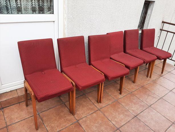 Krzesło krzesła Fotel PRL