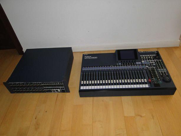 Zawodowy Mikser Cyfrowy Konsola ROLAND VM-C7200 + VM7200.Okazja