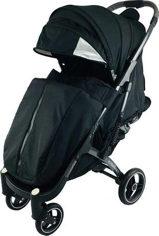 Yoya Plus Pro 2021 + утеплитель на замке - детская прогулочная коляска