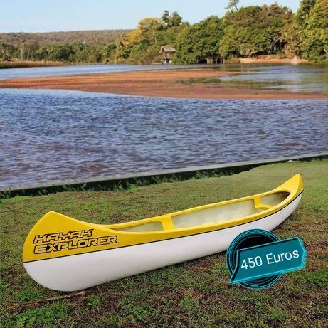 Kayak 2 lugares troco urgente