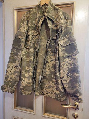 Камуфляжний костюм літній, комплект куртка + штани