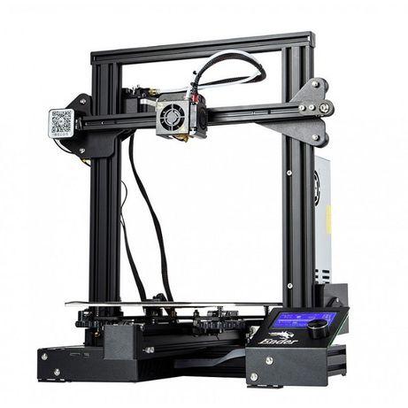 3д принтер Creality 3D Ender 3 Pro акция купить